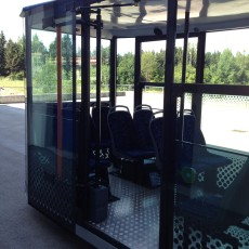 eletro doors of cityliner